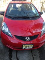 Picture of 2011 Honda Fit Base AT, exterior