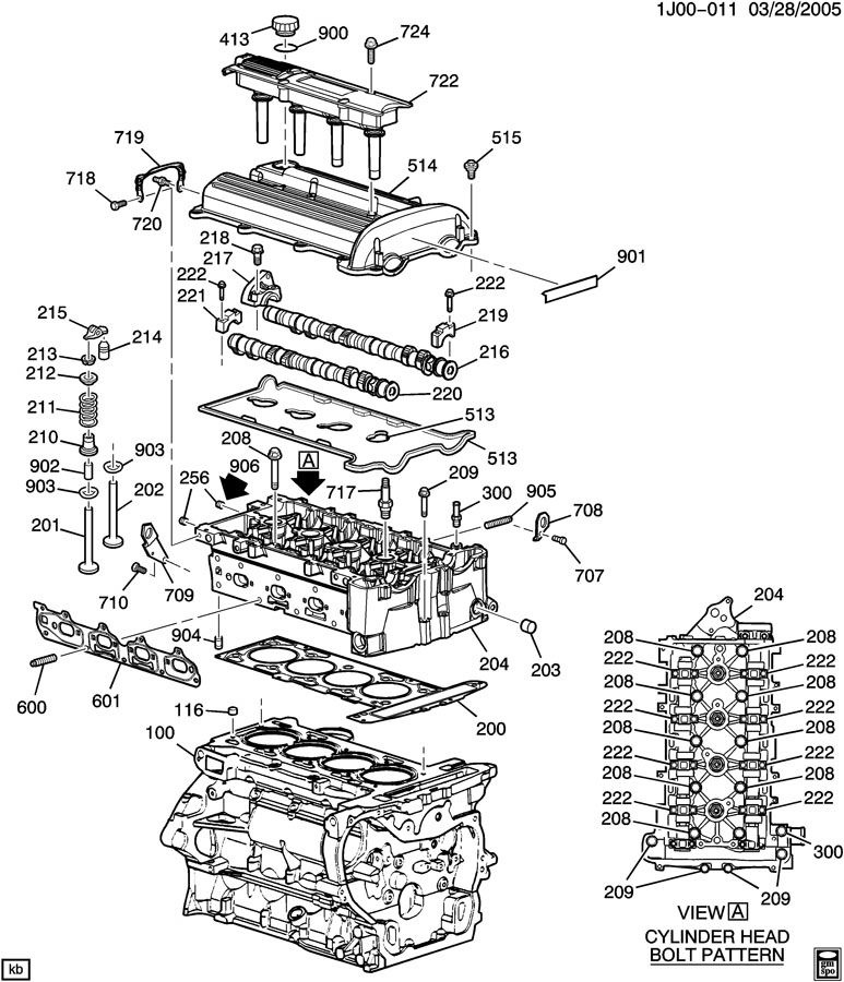 Diagram Of 1999 Chevy Malibu Engine. Chevrolet. Wiring Diagram ...
