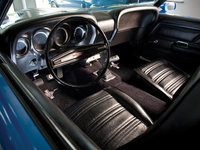 1970 Ford Mustang Boss 302 picture, interior