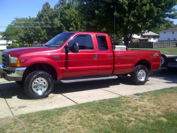 2001 ford f250 xlt specs. Black Bedroom Furniture Sets. Home Design Ideas