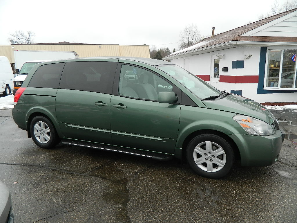 Picture of 2004 Nissan Quest 3.5 S, exterior