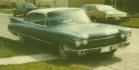 1960 Cadillac DeVille Overview