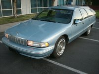 Picture of 1993 Chevrolet Caprice Wagon RWD, exterior, gallery_worthy
