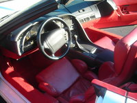 Picture of 1990 Chevrolet Corvette Convertible, interior