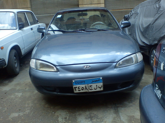 Picture of 1996 Hyundai Elantra