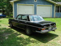 1972 Mercedes-Benz 280 picture, exterior