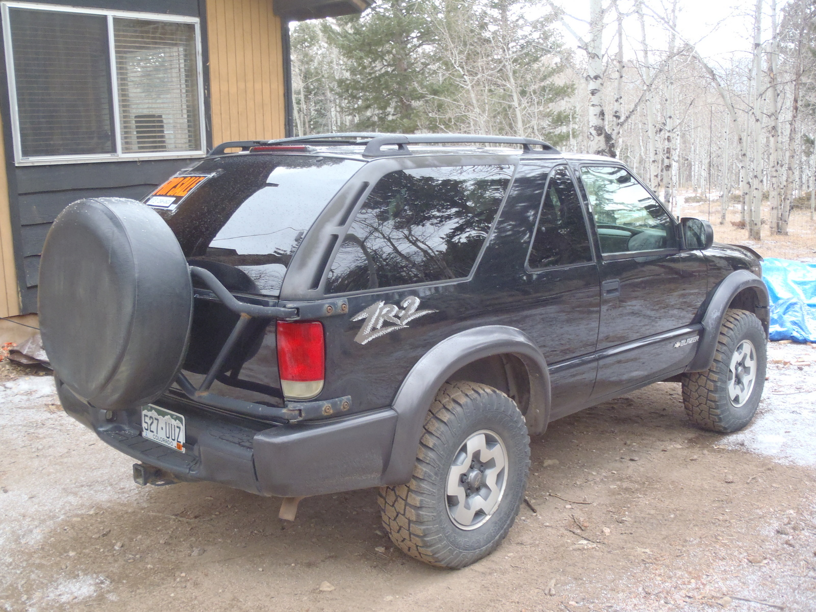 Picture of 2004 Chevrolet Blazer 2 Dr LS ZR2 4WD SUV