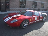 1968 Ford GT40, This is the real deal prototype GT40, exterior