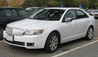 Picture of 2006 Lincoln Zephyr Base, exterior, gallery_worthy