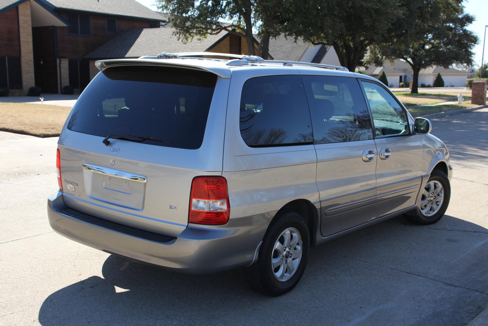 2005 kia sedona exterior pictures cargurus