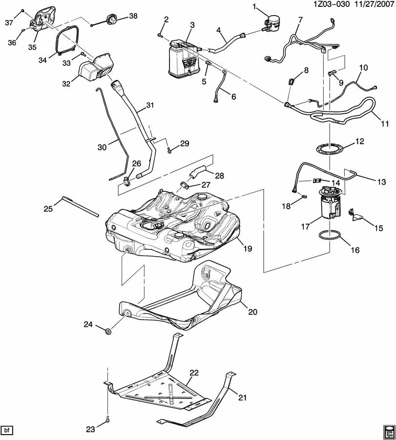Identifying Brake Part 05 Burban 71032 likewise Chevrolet Silverado 6 6 2001 Specs And Images further Saturn Relay 3 5 2007 Specs And Images as well Discussion C8834 ds539251 as well 1970 Gto Vapor Canister Lines. on pontiac grand prix wiring diagrams