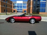 Picture of 1994 Chevrolet Corvette Convertible, exterior, gallery_worthy