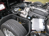 Picture of 1994 Chevrolet Corvette Convertible, engine