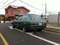 Picture of 1982 Toyota Starlet STD Hatchback, exterior