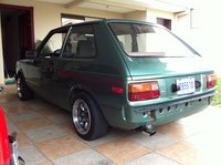1982 Toyota Starlet STD Hatchback picture, exterior