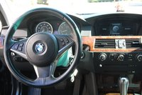 2007 BMW 5 Series 530i picture, interior