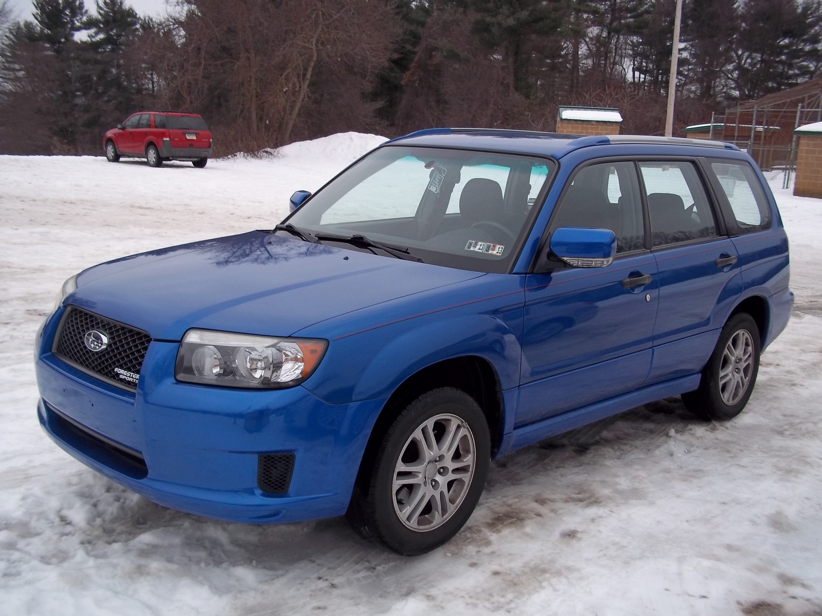 Picture of 2008 subaru forester sports 2 5x exterior