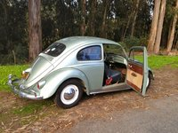 1958 Volkswagen Beetle Picture Gallery