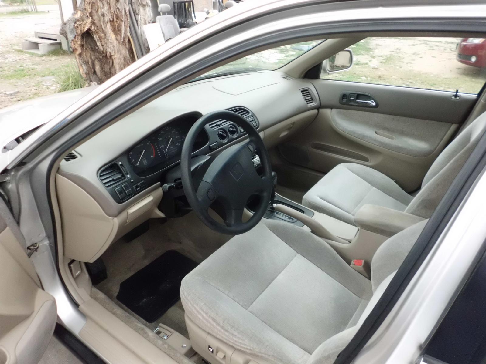 1996 Honda Accord Interior Pictures Cargurus