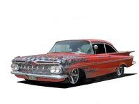 Picture of 1959 Chevrolet Bel Air, exterior, gallery_worthy