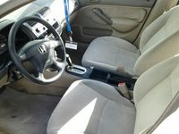 2001 Honda Civic LX picture, interior