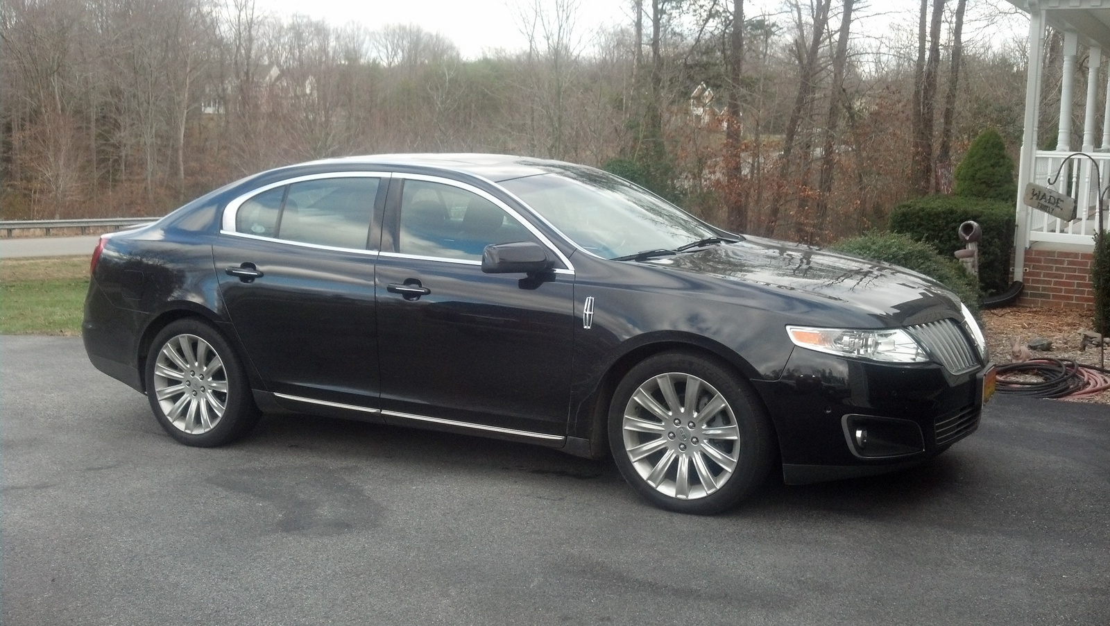 2011 Lincoln Mks Pictures Cargurus