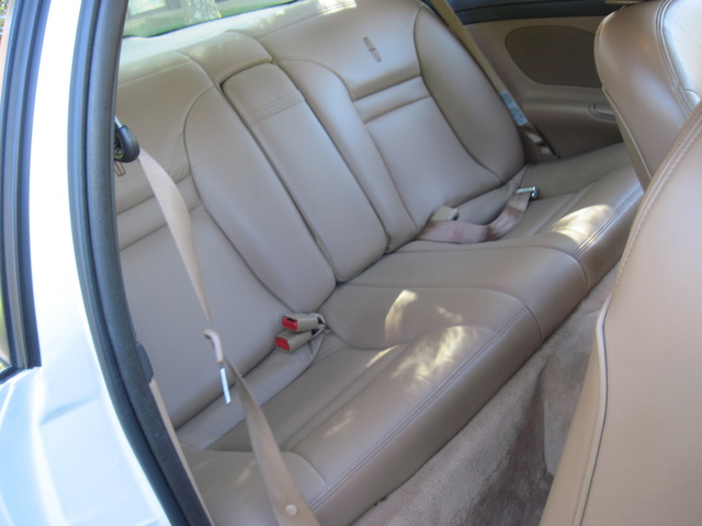 Picture of 1996 Lincoln Mark VIII 2 Dr LSC Coupe, interior, gallery_worthy