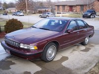 Picture of 1991 Chevrolet Caprice Classic Sedan RWD, exterior, gallery_worthy