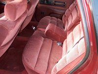 Picture of 1991 Chevrolet Caprice Classic, interior