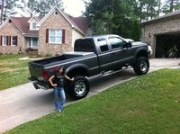 Picture of 2003 Ford F-250 Super Duty Lariat 4WD Extended Cab LB, exterior
