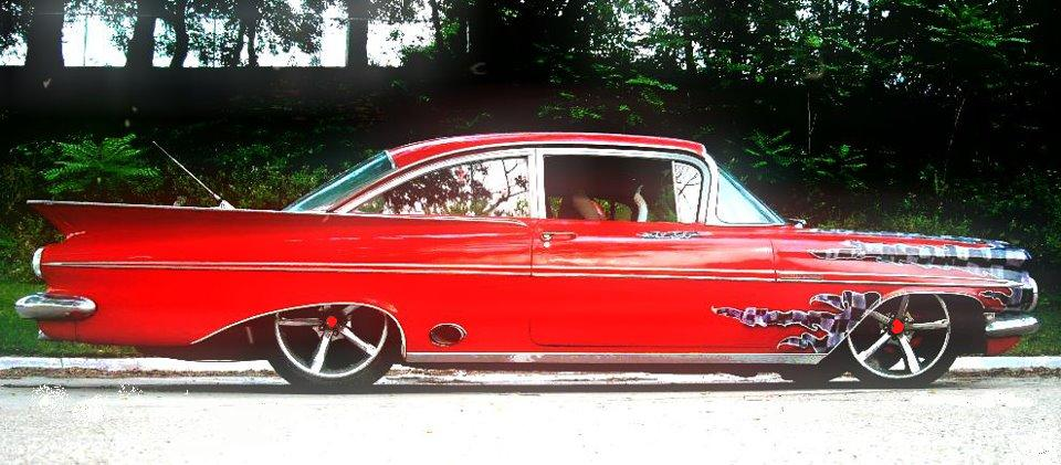 1959 Chevrolet Bel Air picture