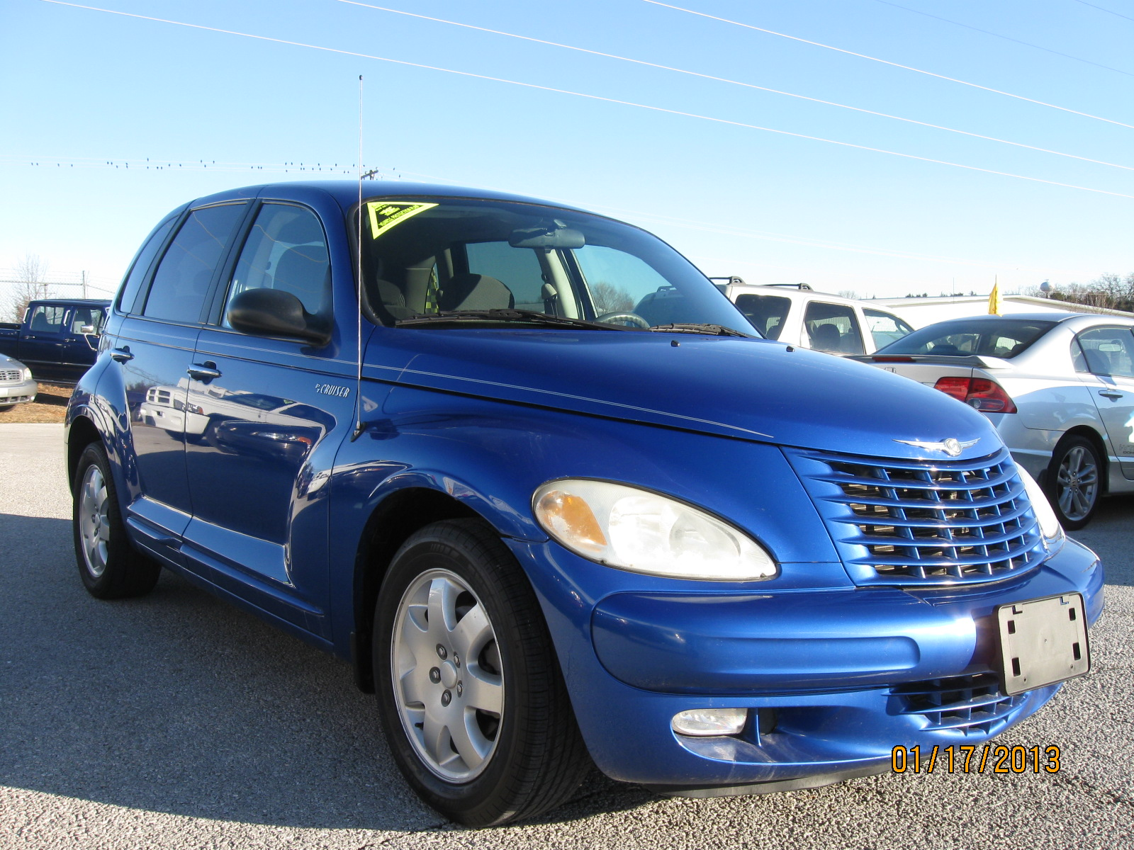 2003 chrysler pt cruiser problems defects complaints. Black Bedroom Furniture Sets. Home Design Ideas