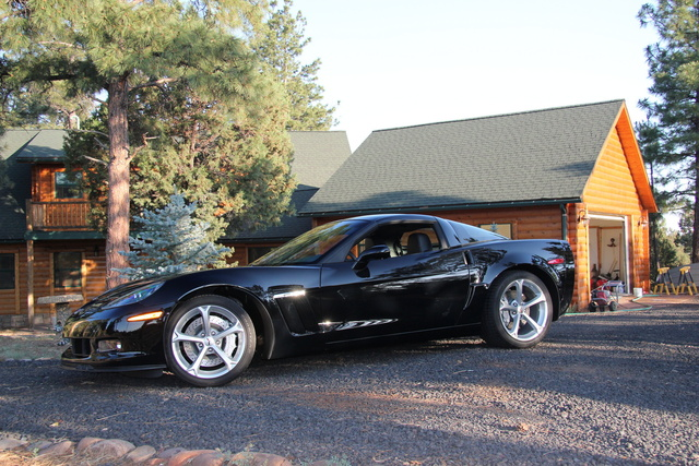 Picture of 2013 Chevrolet Corvette Grand Sport 3LT, exterior, gallery_worthy