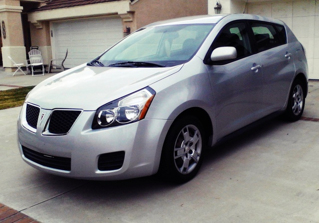 Picture of 2009 Pontiac Vibe 1.8L, exterior