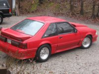 Picture of 1989 Ford Mustang GT, exterior, gallery_worthy