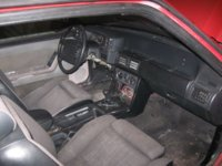 Picture of 1989 Ford Mustang GT, interior