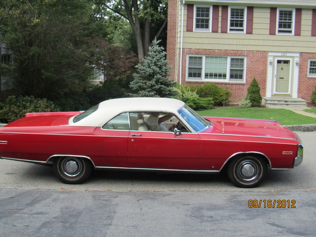 1970 Chrysler 300 (the sporty model)