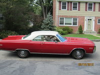 1970 Chrysler 300 (the sporty model), exterior