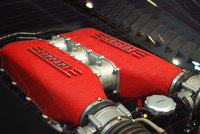 Picture of 2013 Ferrari 458 Italia Coupe, engine