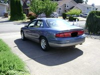 1998 Buick Regal 4 Dr GS Supercharged Sedan, It has tail lights that are red. pretty cool, exterior