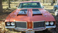 1972 Oldsmobile Cutlass Supreme Picture Gallery