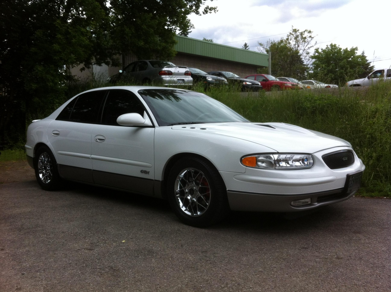 Buick Regal Gs Pic on 1989 Buick Electra Park Avenue
