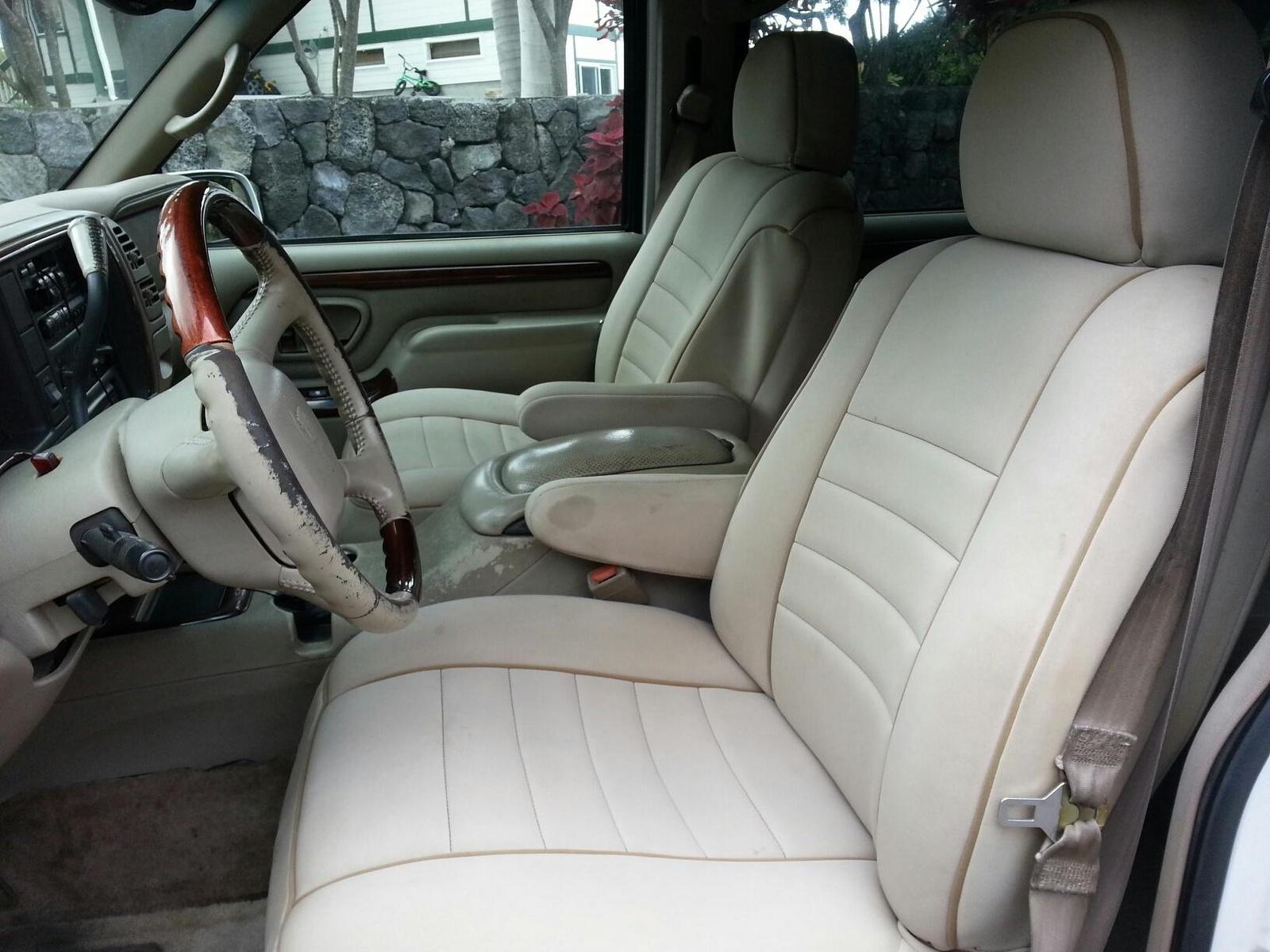 2000 Cadillac Escalade Interior Pictures Cargurus
