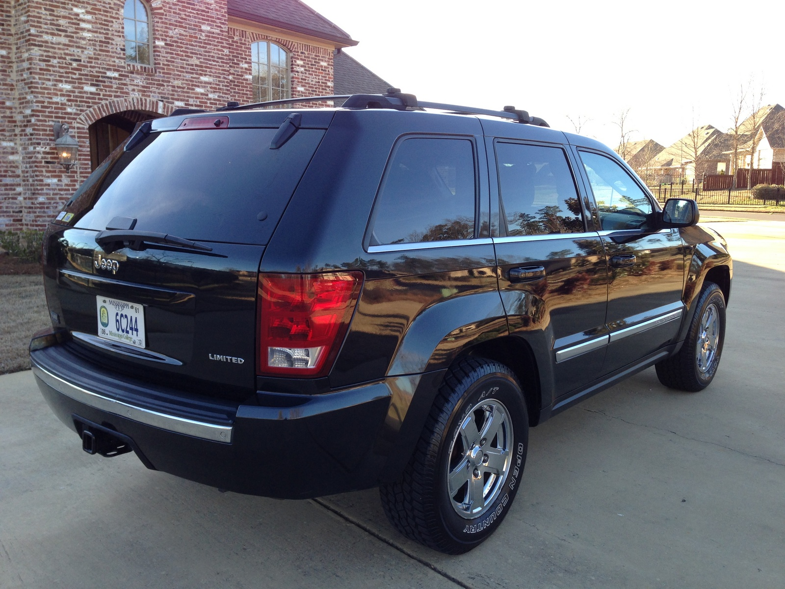 picture of 2005 jeep grand cherokee limited exterior. Black Bedroom Furniture Sets. Home Design Ideas
