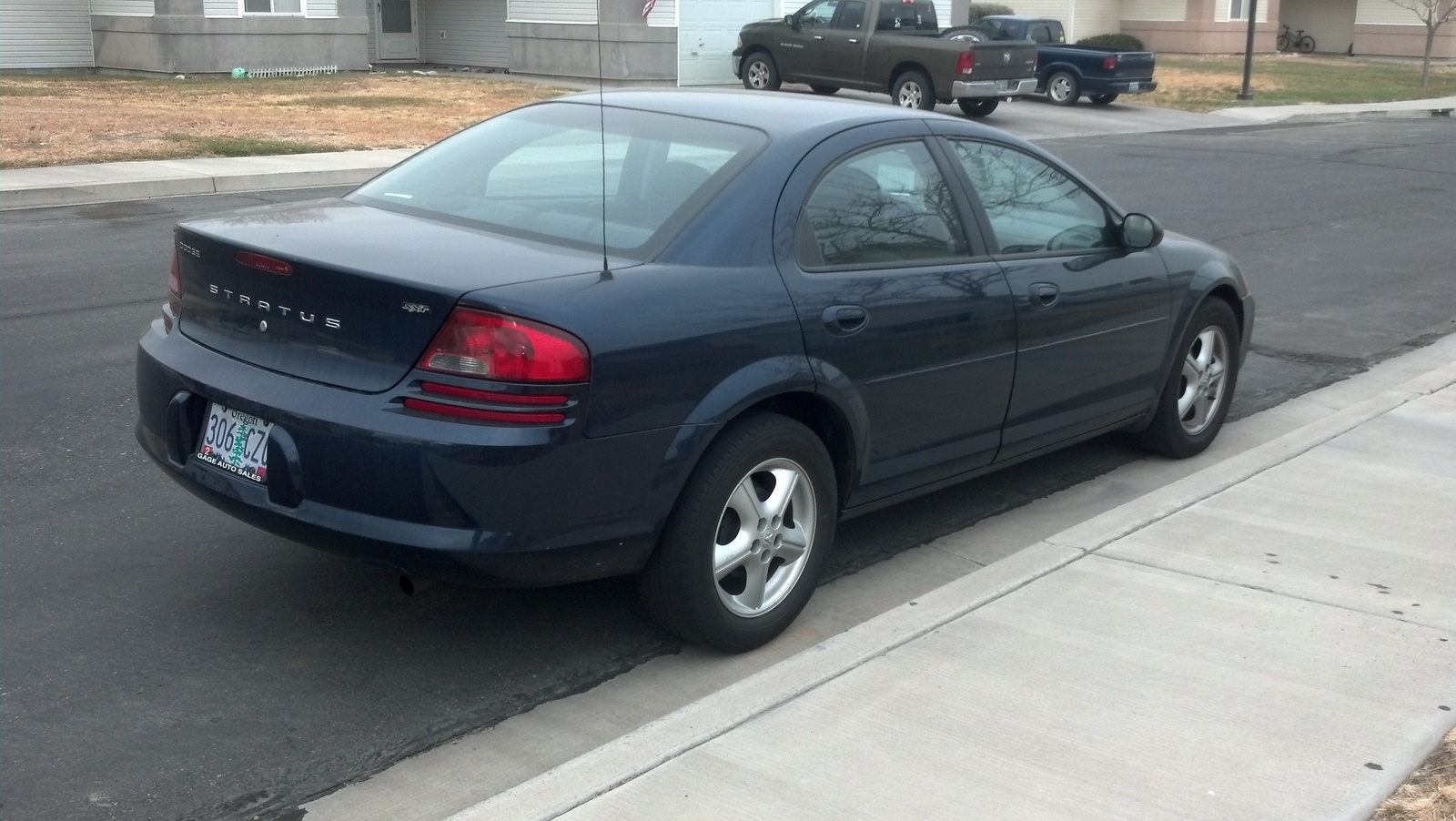 Picture of 2006 Dodge Stratus SXT, exterior