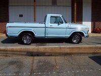 1977 Ford F-100 Overview