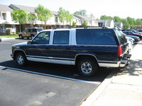 1994 GMC Suburban Overview