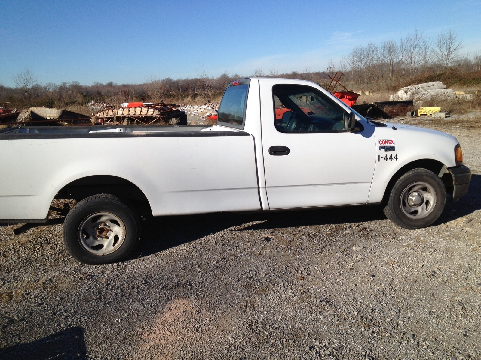 Picture of 2004 Ford F-150 Heritage 2 Dr XL Standard Cab LB