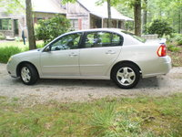 2004 Chevrolet Malibu LT, Excellent Condition, good tires, brakes, paint, and glass, exterior