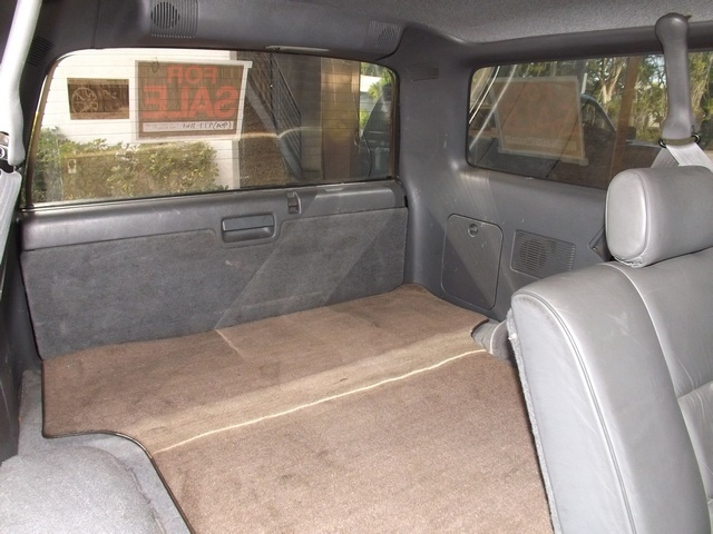 Picture of 1993 Toyota 4Runner 4 Dr SR5 V6 4WD SUV, interior, gallery_worthy